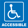 Accessible handicape 1